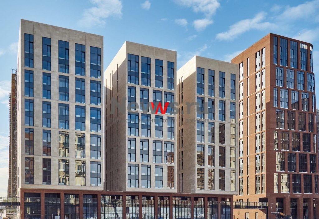 Введены в эксплуатацию четыре корпуса ЖК «Садовые кварталы» на 112 квартир
