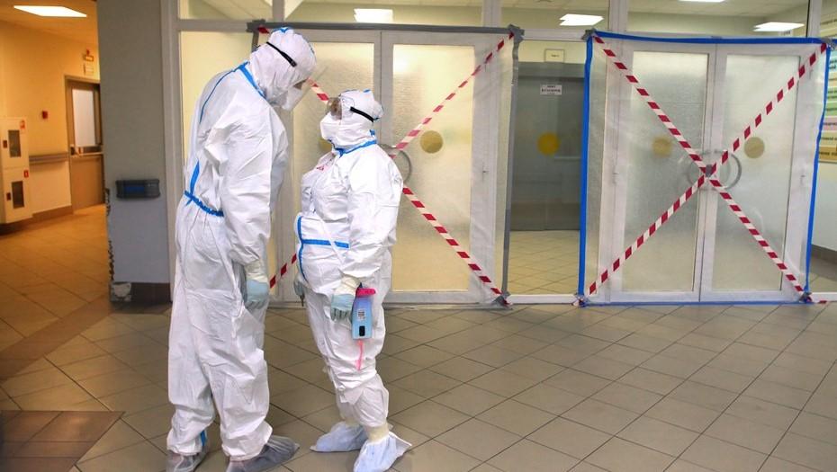Число смертей от COVID в Петербурге превысило отметку в 12 тысяч