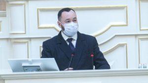 Депутат просит петербуржцев помочь журналистам вернуться в ЗакС