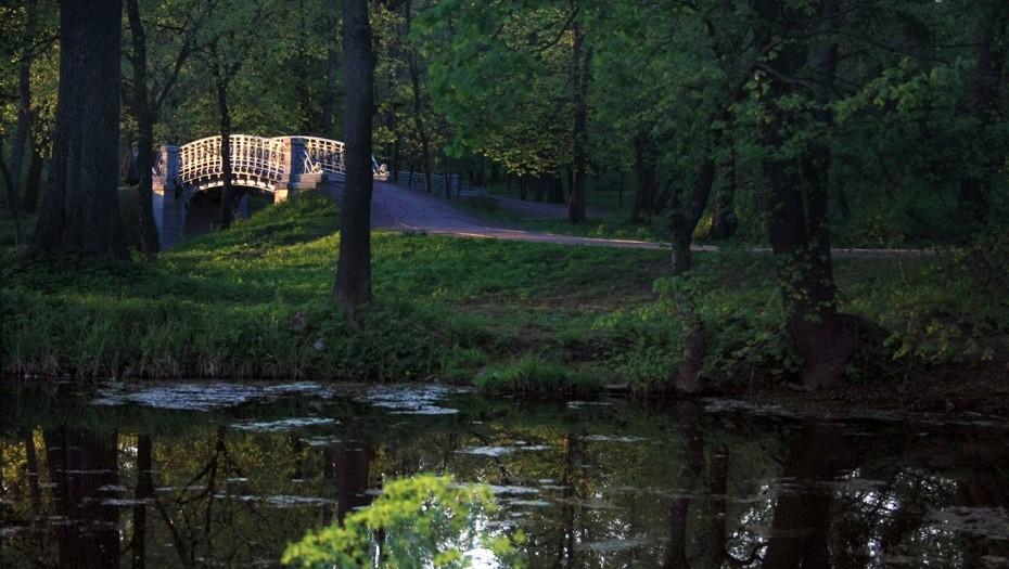 Гатчинский парк закроют почти на месяц из-за весенней просушки