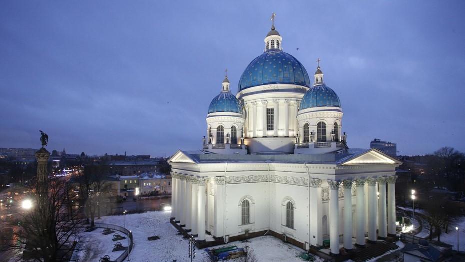 ГАТИ выдала разрешение на реставрацию Троицкого собора