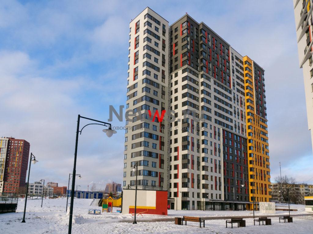 Все дольщики корпуса №7 в ЖК «Новая Звезда» получили ключи от своих квартир