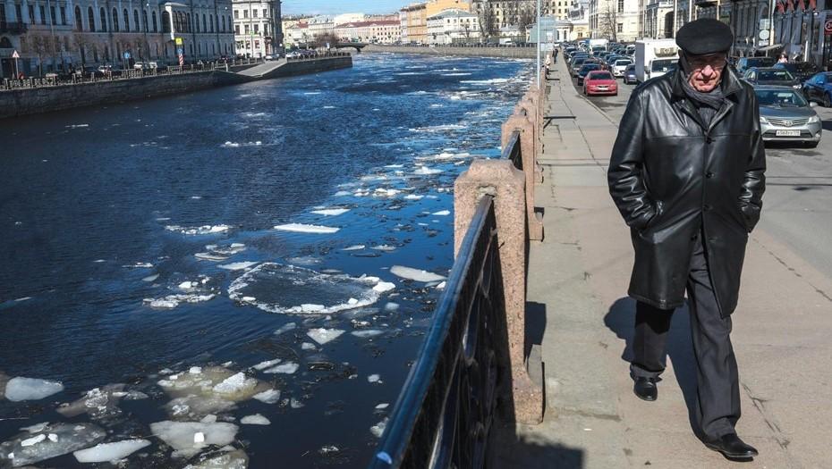 К концу недели в Петербурге потеплеет до +9
