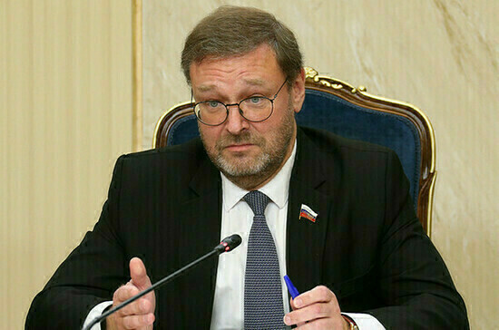 Косачев оценил заявление НАТО об агрессии со стороны России