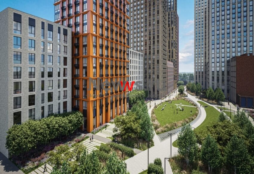Выдано разрешение на строительство жилого комплекса на Кольской улице