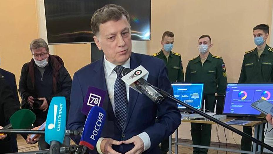 Макаров заявил, что из Москвы поможет и Беглову, и Дрозденко