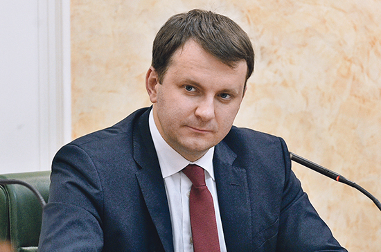 Максим Орешкин заразился коронавирусом