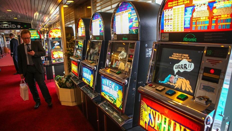 На окраине Петербурга обнаружили подпольное казино