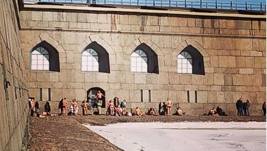Петербург побил температурный рекорд 1938 года