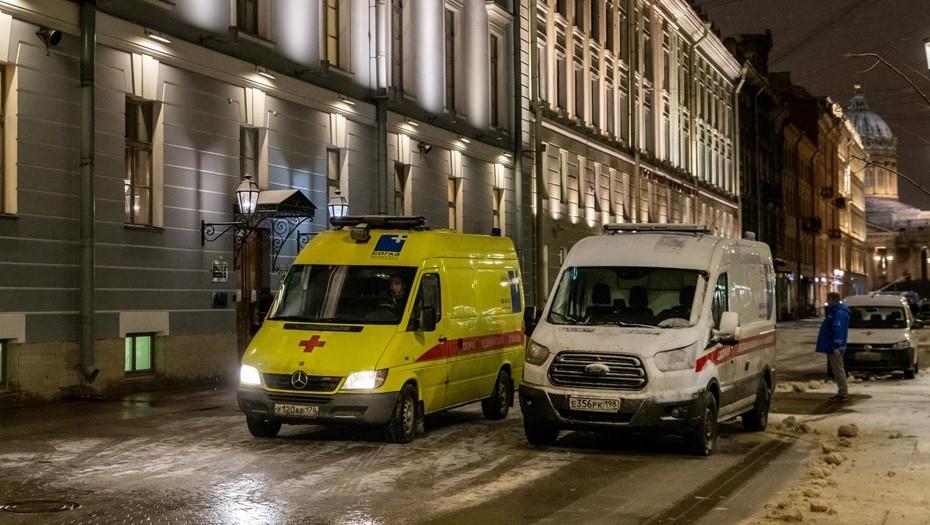 Петербург вошёл в число регионов с самой высокой избыточной смертностью