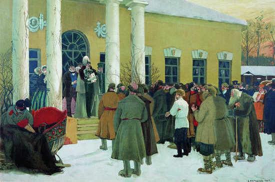 Почему крестьяне были недовольны отменой крепостного права