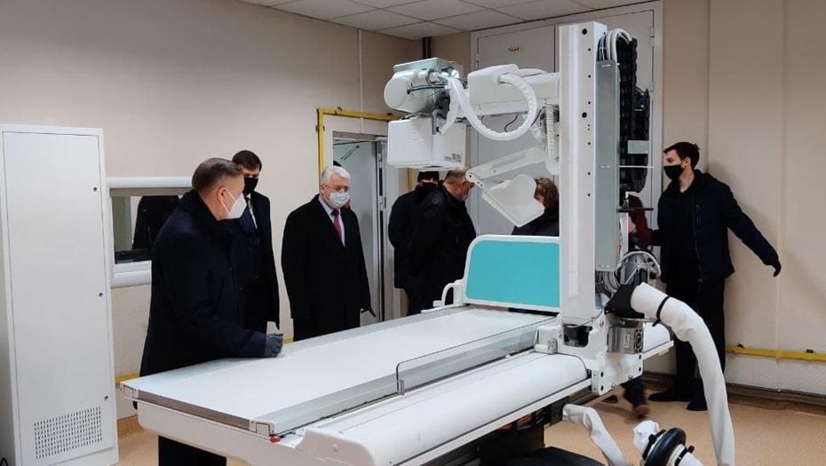 Поликлиника-долгострой на Вербной улице откроется 1 сентября