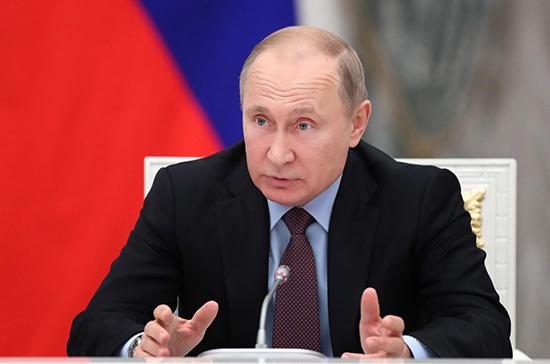 Президент отметил важность решения проблем с водоснабжением Крыма