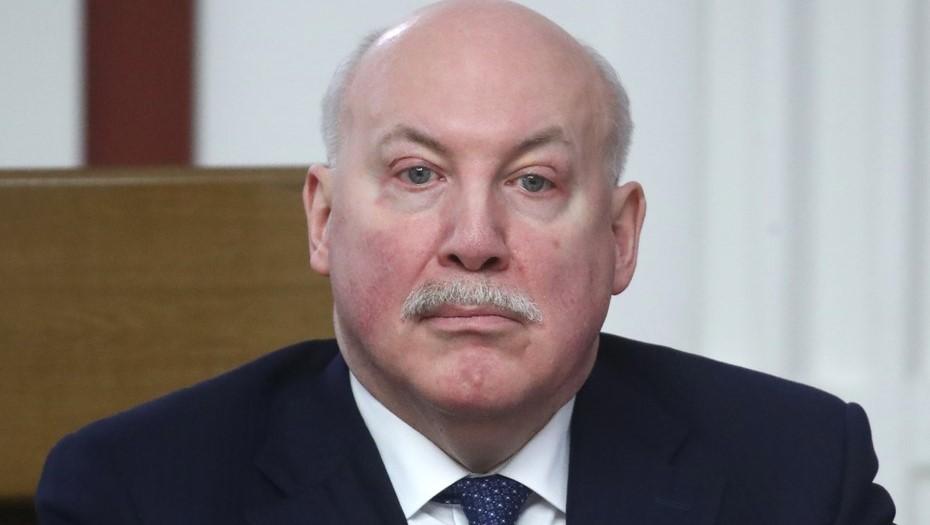 Путин отправил в отставку посла России в Белоруссии Мезенцева