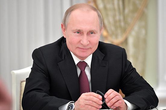 Путин рассказал, что будет расширять географию поездок после прививки