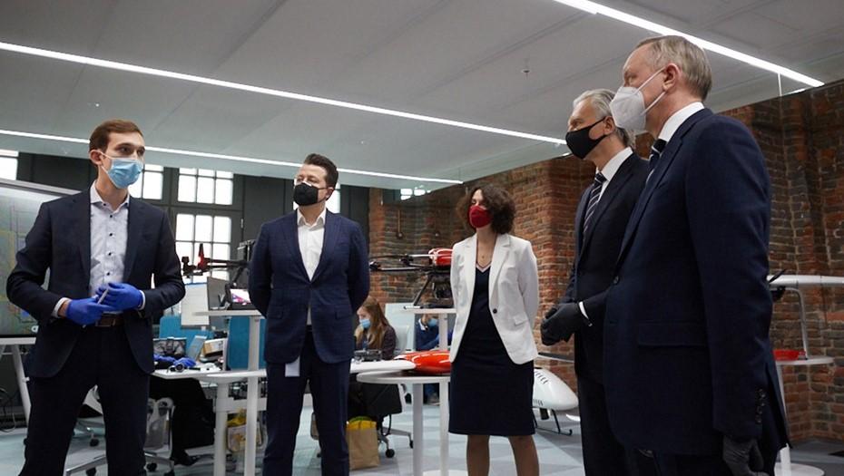 """""""Газпром нефть"""" и """"Яндекс"""" поддержат резидентов технохаба в Петербурге"""