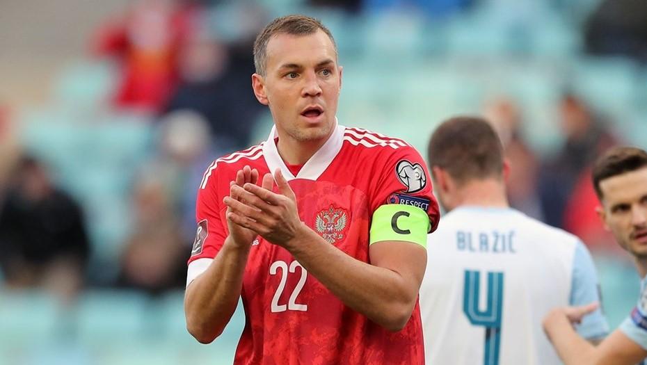 Россия обыграла Словению во втором матче отбора ЧМ-2022