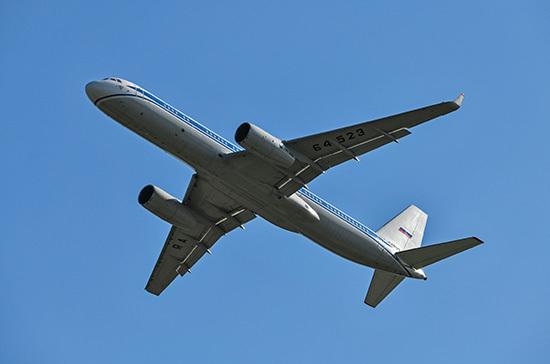 Самолет из Москвы со 149 пассажирами на борту экстренно сядет в Краснодаре