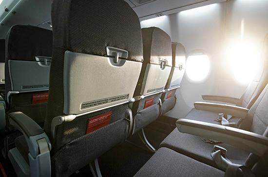 СМИ: Минтранс просят отменить плату за выбор места в самолете при онлайн-регистрации