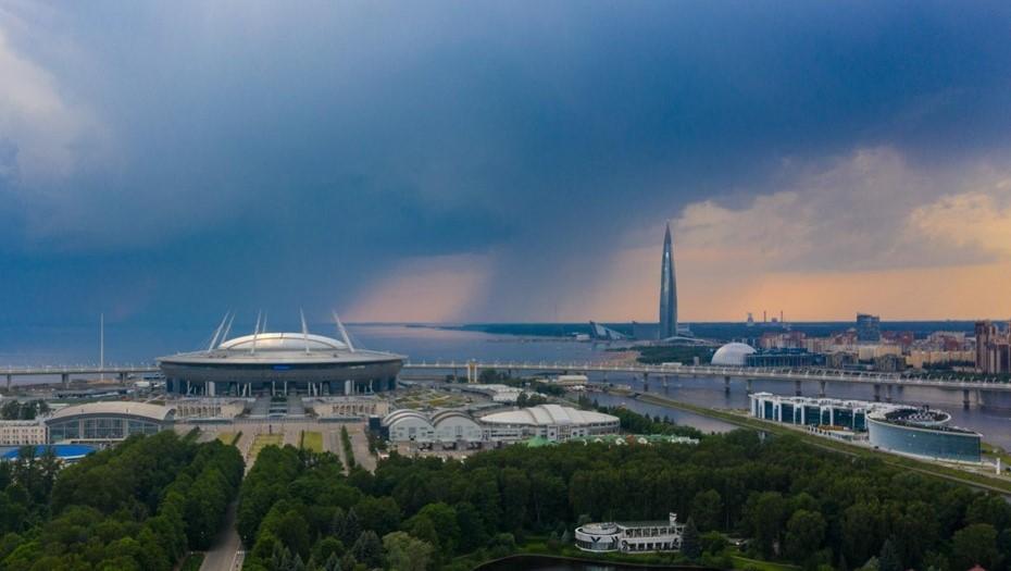 Смольный введёт пропуска для проезда на Крестовский на время матчей Евро-2020