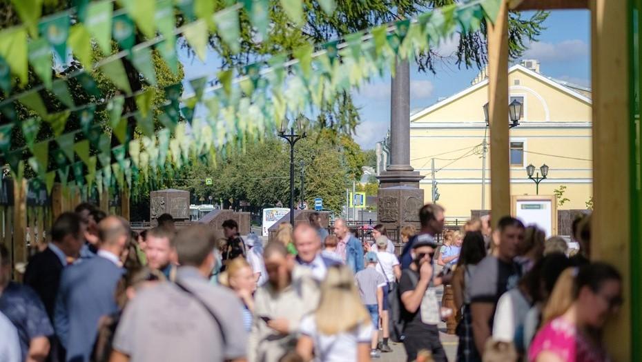 Смольный выделит более 800 млн рублей на фестивали