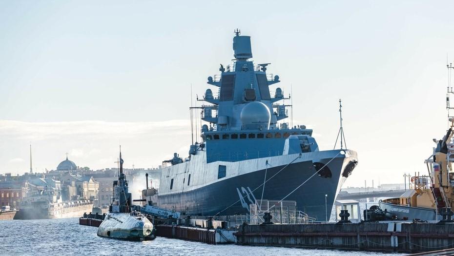 Суд в Петербурге арестовал подозреваемого в растрате топлива ЛенВМБ