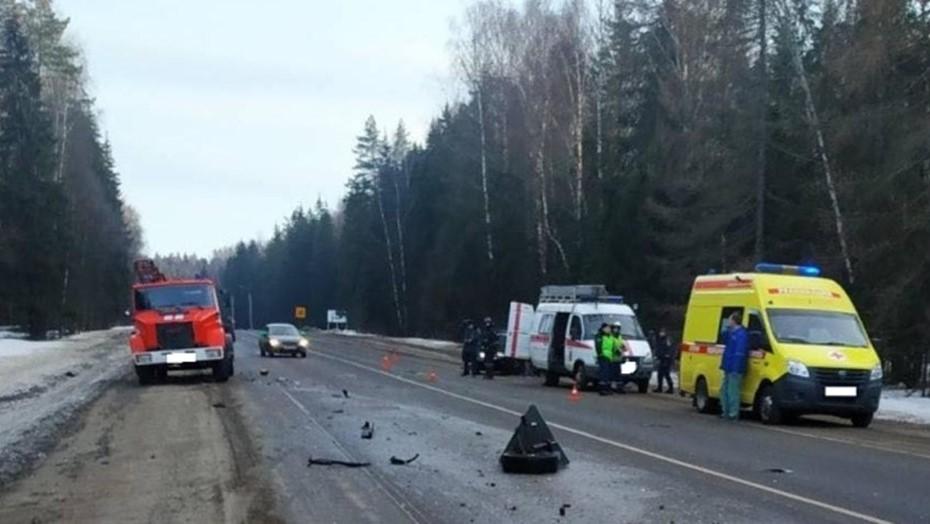 В аварии со скутером в Псковской области погибли двое детей