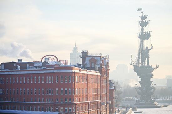 В Москве со среды ожидается потепление