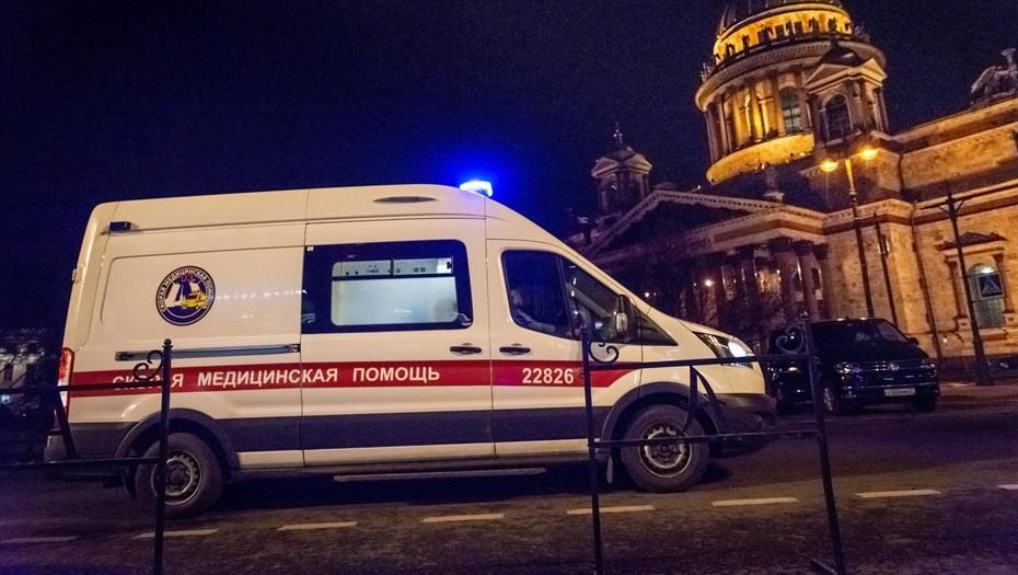В Петербурге впервые с ноября выявили меньше 900 заражённых