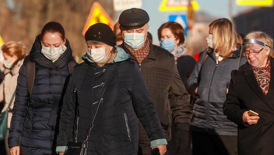 В Петербурге впервые за 5 месяцев выявили менее 800 заболевших COVID