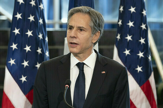 В США осудили введенные Китаем санкции