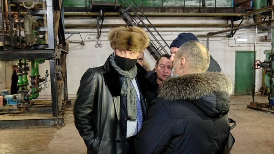 Власти Коми заявили о стабилизации ситуации с отоплением в Вуктыле