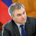 Володин напомнил о наказании за высадку из транспорта детей-безбилетников