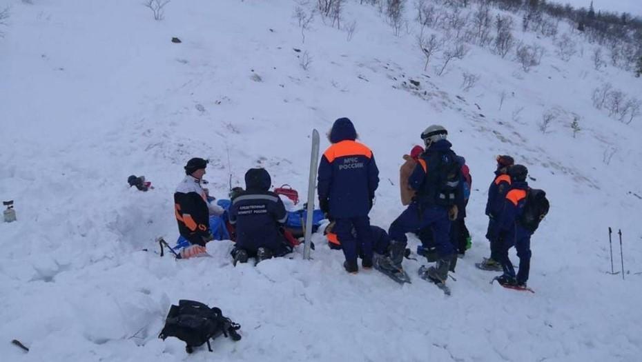 Выжившая после схода лавины в Хибинах петербурженка скончалась