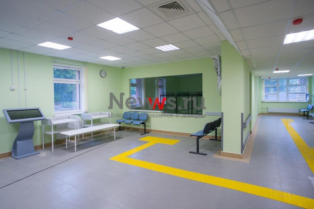В деревне Марушкино планируется размещение медицинского центра