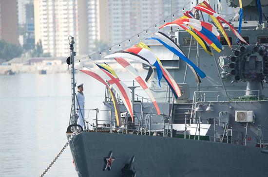 За вошедшим в Черное море испанским кораблем следят российские военные