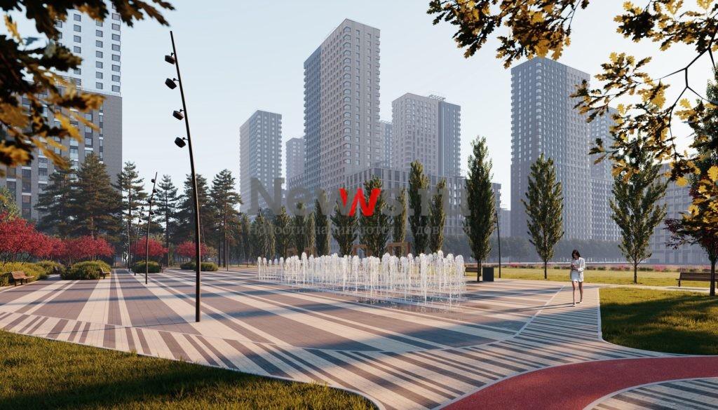 Новая парковая территория в Рязанском районе Москвы появится к 2023 году