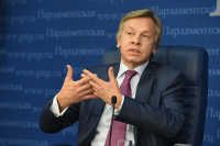 Байден «перечеркнул» своё предложение о встрече с Путиным, считает Пушков