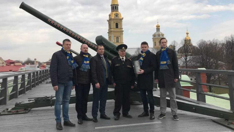 Беглов поздравил Жириновского с юбилеем