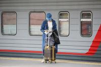 Для прибывающих в Россию поездом и авто ввели самоизоляцию