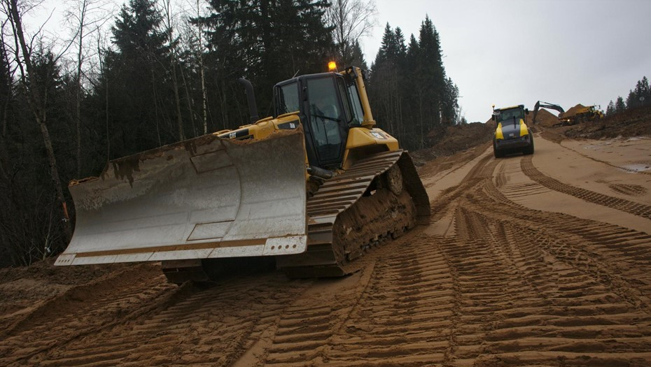 Для расширения Колтушского шоссе выкупят 68 участков и семь построек