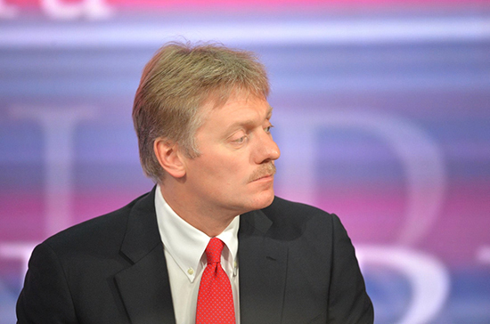 Дмитрий Песков рассказал о подготовке «нормандского» саммита