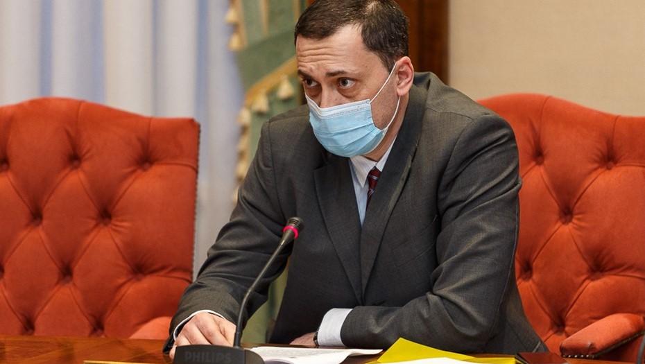 Главу минздрава Коми отправили в отставку после года работы