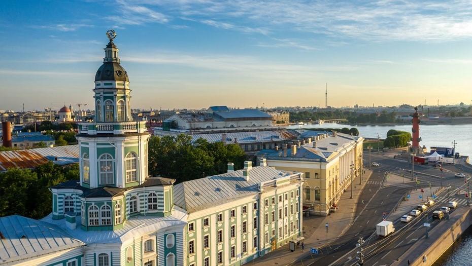 Гребень антициклона принесёт в Петербург воскресное тепло