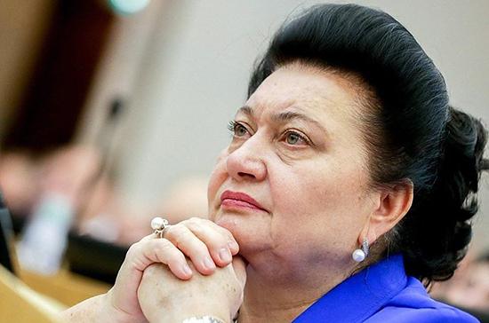 Кармазина рассказала о космических технологиях для Арктики
