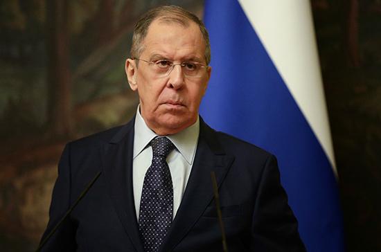 Лавров подтвердил намерение России возобновить московский формат по Афганистану