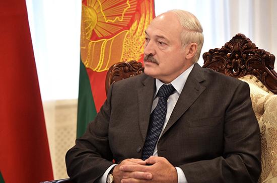 Лукашенко подпишет декрет о передаче власти в экстренной ситуации