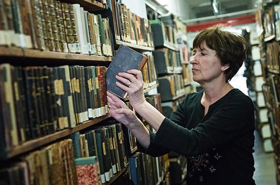 Минкультуры: обновляемость российских библиотечных фондов составляет 1,5% в год