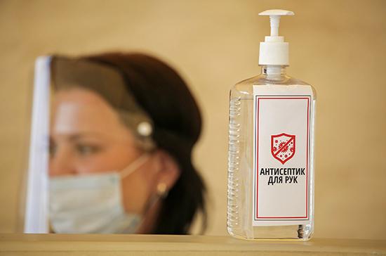Минпромторг подготовил проект проведения эксперимента по маркировке антисептиков