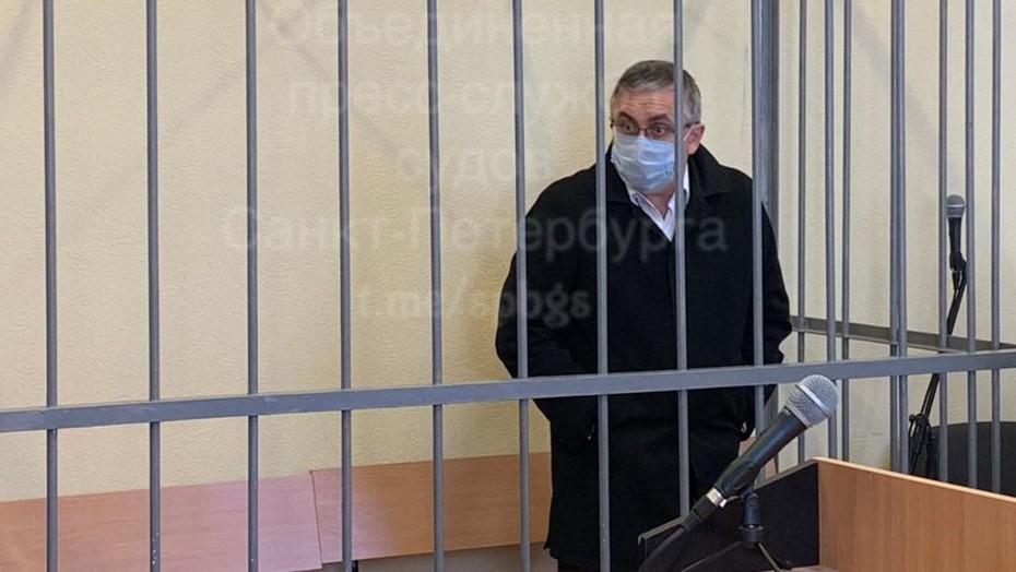 Нефролога Земченкова арестовали до 27 апреля по делу об убийстве жены